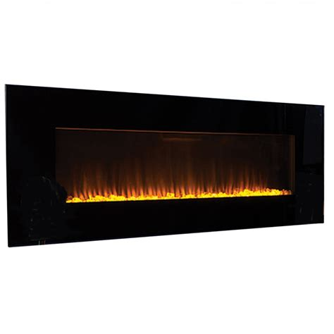 Linear Fireplace Electric by Ihp Superior Erc4054 54 Quot Linear Electric Fireplace