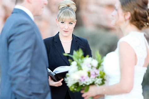 wedding officiant better a vendor wedding officiant angie