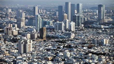 tel aviv future skyline tel aviv future skyline tel aviv skyscrapers israel