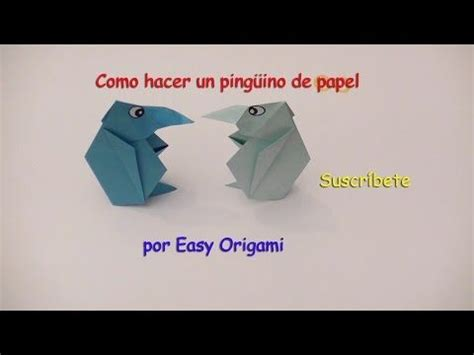 tutorial origami merpati 8 best images about origami on pinterest penguin videos