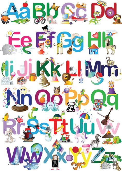printable poster alphabet lauren eldridge murray illustration design alphabet poster