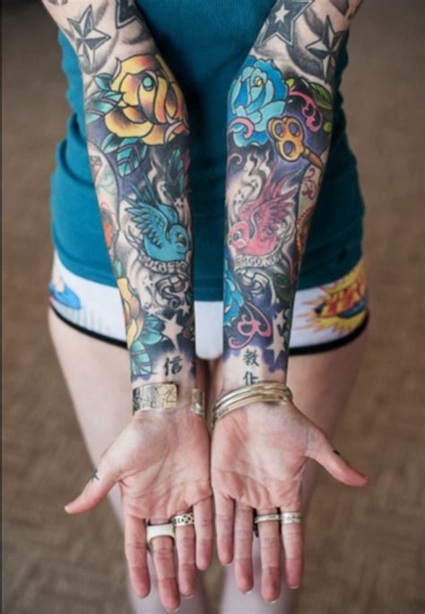 tattoo on arm bad idea 40 full sleeve tattoo designs to try this year