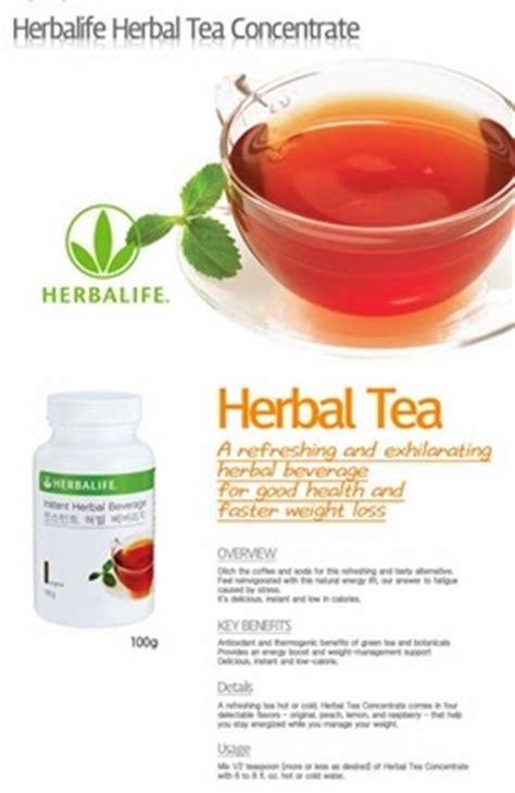 Teh Herbalife Thermo toko herbalife murah