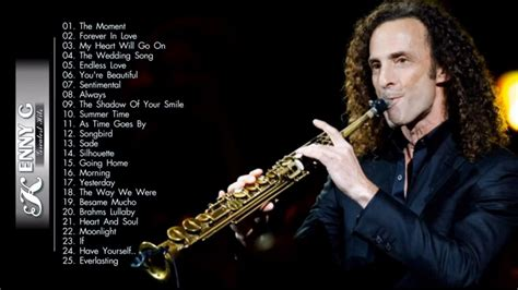 kenny g best of kenny g greatest hits album 2017 the best songs of