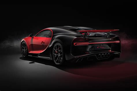 bugatti chiron red bugatti chiron sport promises improved handling motor trend