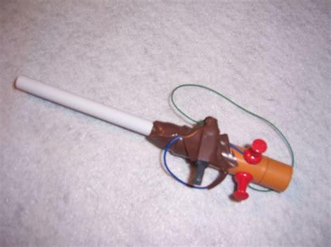 How To Make A Mini Cannon Out Of Paper - mini potato gun