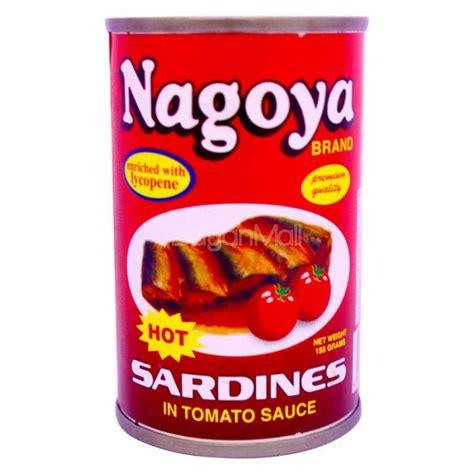 Pronas Sardines Tomato Sauce 155g nagoya sardines tomato sauce 155g