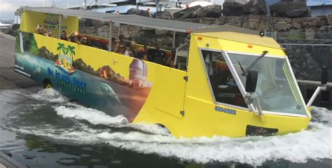new duck boat tour in kailua kona hawaii - Duck Boat News