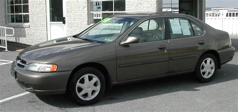 nissan altima 1999 model 1999 nissan altima image 11