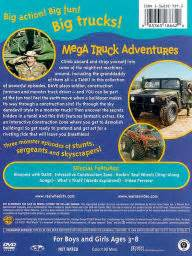 Wheels Truck Dvd Real Wheels Mega Truck Adventures 85365186620 Dvd