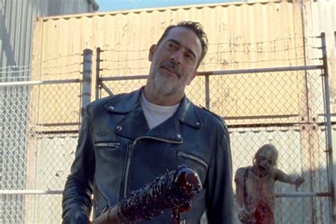 what to do with a dead walking dead what exactly is negan planning to do with that blood wstale