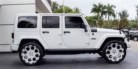 jeep car white jeep white wrangler car gallery forgiato