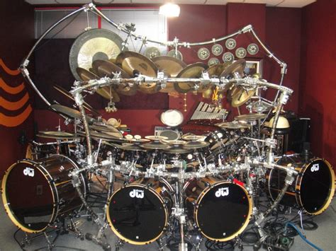 Terry Sets the big kit terry bozzio official site