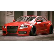 Liberty Walk Takes The Oridinary Out Of Audi S5