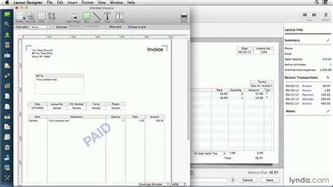Quickbooks Templates Location by Quickbooks Invoice Templates Invoice Template Ideas