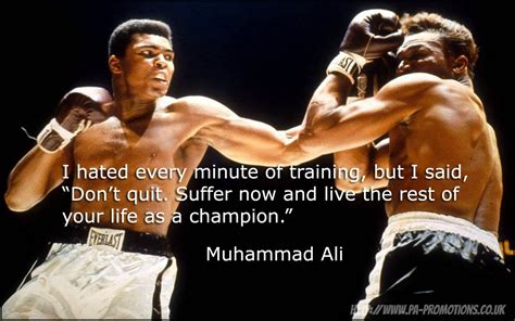 Consequence Dont Quit Your Day Talent Search by Motivational Quotes Muhammad Ali Quotesgram