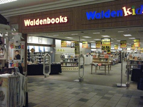 Waldenbooks Waldenkids Closed Warwick Mall Warwick
