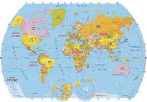 Vector world or physical every worksheet the world countries indian