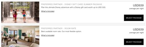 Disney Credit Card 200 Gift Card Offer - four seasons orlando 200 500 disney gift card summer offer