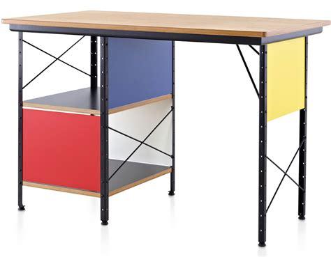 eames open storage desk unit hivemodern