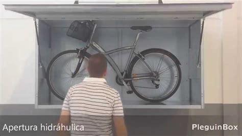 armario metalico trastero  la plaza de garaje youtube
