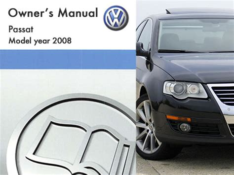 motor auto repair manual 2008 volkswagen passat spare parts catalogs 2008 volkswagen passat owners manual in pdf