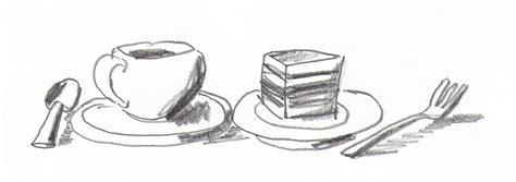 kuchen zeichnung file kaffee und kuchen jpg wikimedia commons