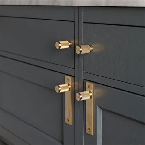 bathroom cabinet handles best 25 brass door handles ideas on pinterest charred