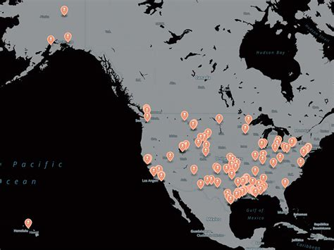 map us refineries map refineries in the united states earthjustice