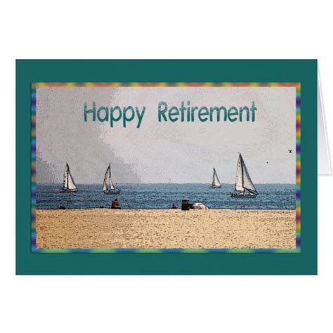 Retirement Card Template by Happy Retirement Cards Photo Card Templates Invitations