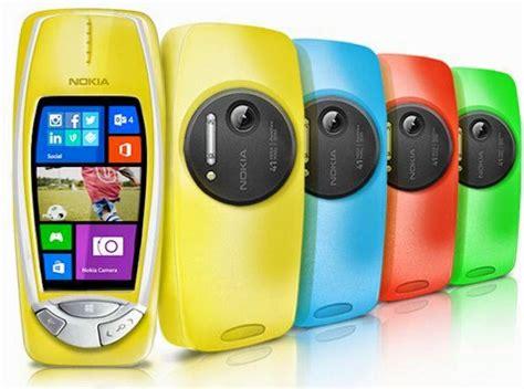 Nokia 3310 Model Baru harga dan spesifikasi nokia 3310 pureview terbaru kamera 41 mp dengan harga rp 125 000 000