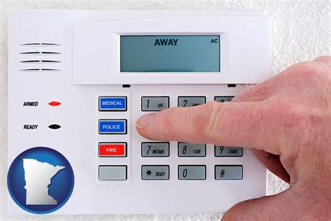 burglar alarms manufacturers wholesalers in minnesota