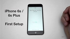Image result for setting iphone 6s. Size: 290 x 160. Source: www.youtube.com