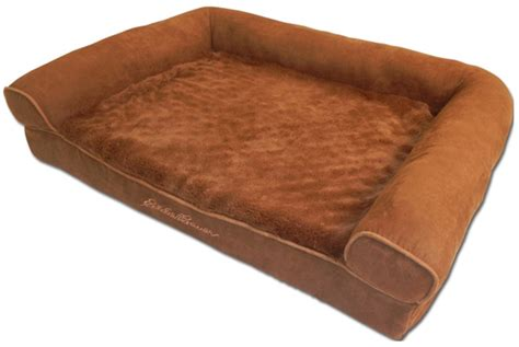 eddie bauer dog bed medium large dog gift eddie bauer orthopedic bolster dog