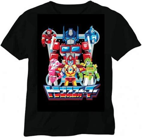 T Shirt Says 16 the blot says sdcc 16 exclusive transformers the