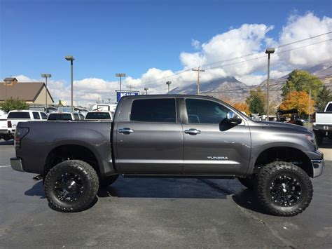 Toyota Tundra Lifted For Sale Toyota Tundra Crewmax Lifted For Sale 60 Used Cars From 2 999