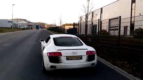 Audi R8 Klappenauspuff by Sportauspuff Klappenauspuff Audi R8 V8 R Tronic Coupe By