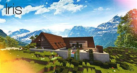 maison montagne minecraft top 5 des maisons modernes minecraft minecraft aventure