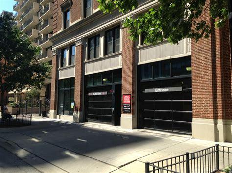 Belmont Garage by The Belmont House Garage Parking In Chicago Parkme