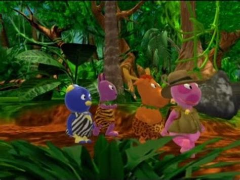 Backyardigans The Of The Jungle The Backyardigans The Of The Jungle