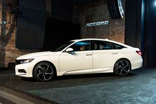 Honda Accord Sport Price 2018 Honda Accord Look Lower Wider Shorter