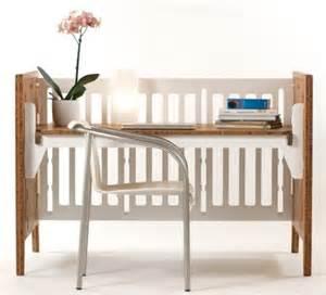 Turn Bed Into Sofa Muebles Evolutivos Para Que La Habitaci 243 N Del Beb 233 Crezca