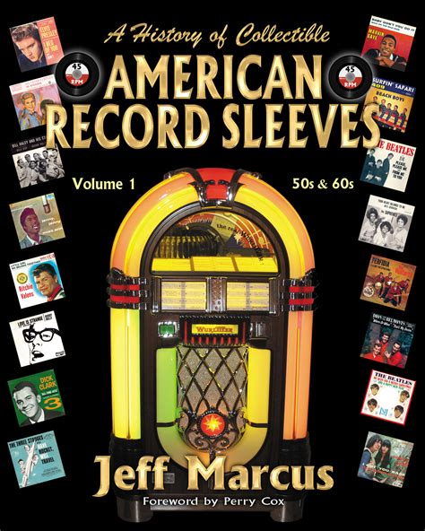 American Records A History Of Collectible American Record Sleeves Vol 1 Fifties And Sixties Legacy