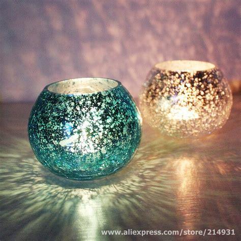 kerzenhalter vase popular crackle glass candle holder buy cheap crackle