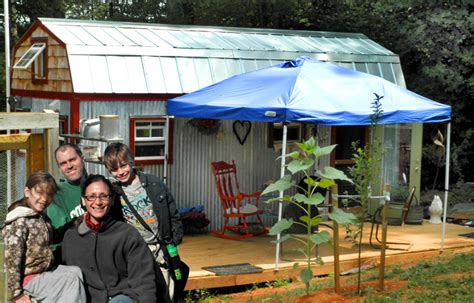 tiny house for family of 5 meet the tiny house family who built an amazing mini home for just 12 000 inhabitat