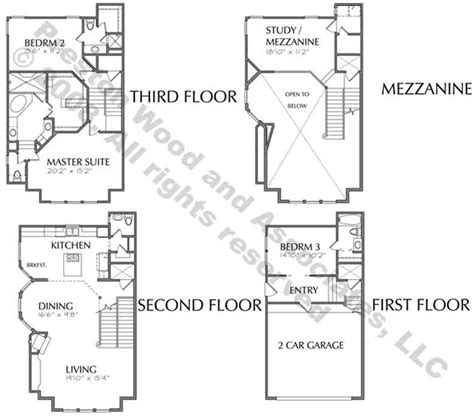 luxury townhouse floor plans luxury townhomes floor plans