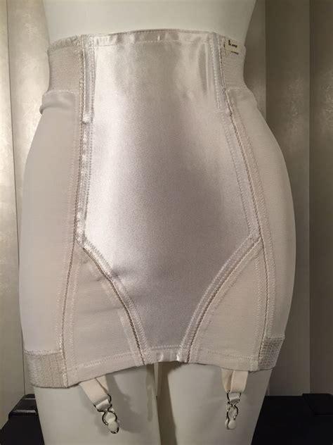 vintage girdle vintage 60 s new w tag adonna 4 garter belt girdle corset