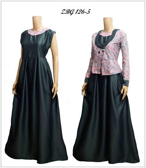 Kebaya Ba 126 model baju batik blazer untuk remaja