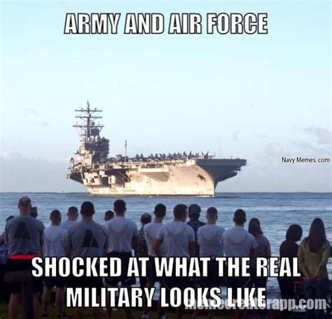 Us Navy Memes - warning graphic image what the real military looks like