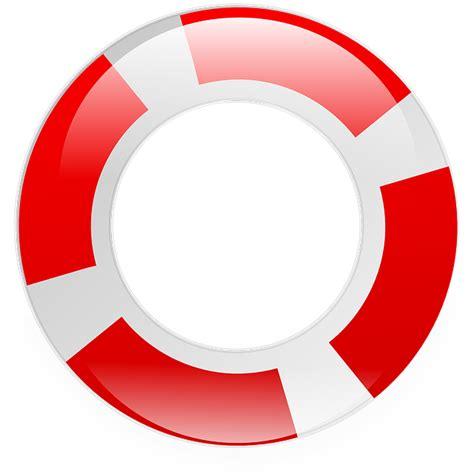 lifeboat ring clipart free vector graphic lifebuoy float lifesaving save